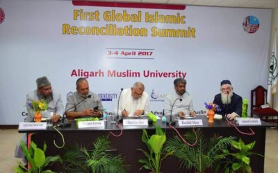 First Global Islamic Reconciliation Summit 3-4 April 2017