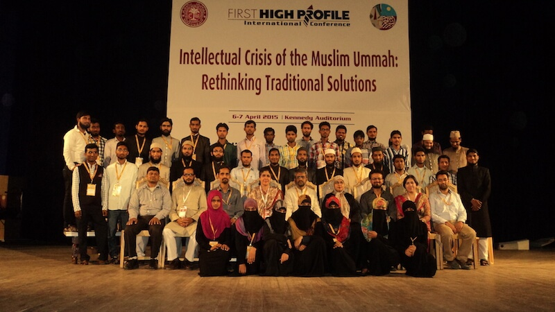 Welcome Address delivered by Dr. Rashid Shaz at the International Conference on The Intellectual Crisis of the Muslim Ummah
