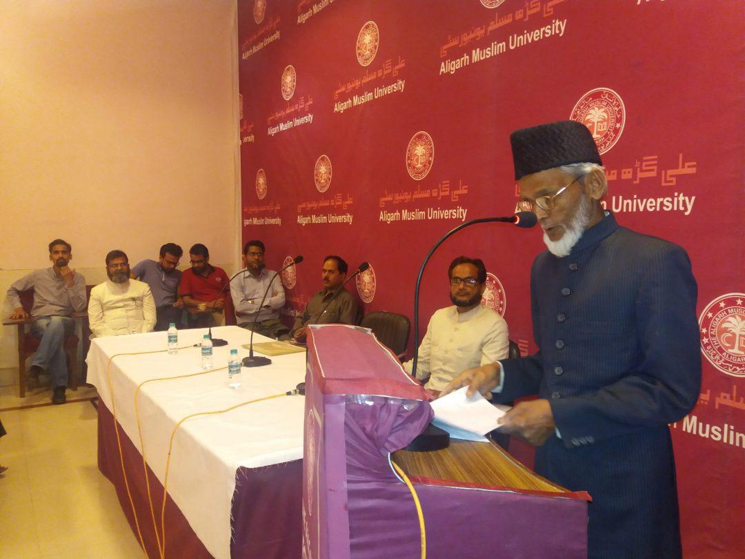 An interactive session with Maulana Kabeeruddin Fauzan at Bridge Course