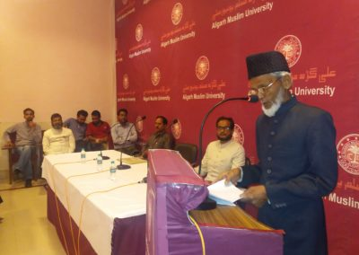 An interactive session with Maulana Kabeeruddin Fauzan at Bridge Course